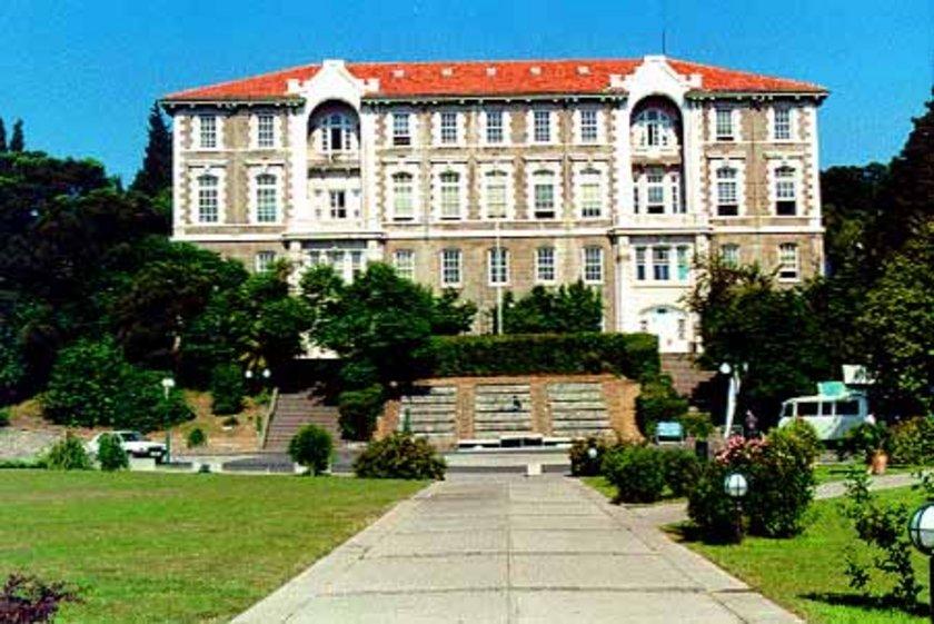 37- Boğaziçi Üniversitesi \n
