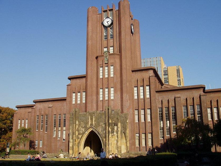 1-Tokyo Üniversitesi-Japonya