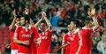 Benfica bu sezon önemli bir istatistiğe imza attı.
