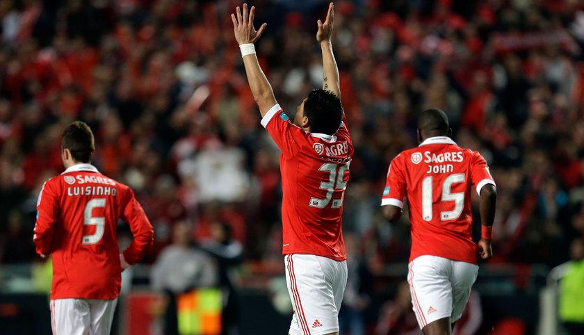 Benfica'nın Portekiz Ligi'nde 32 şampiyonluğu var.