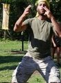 Taner Tolga Tarlacı adaya ayak bastığında 86 kiloydu...