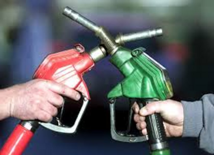 18 Nisan 2013: Kurşunsuz benzin: 4,57 Motorin: 4,02