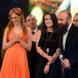 """""""TELEVİZYON OSCARLARI"""" SAHİPLERİNİ BULDU"""