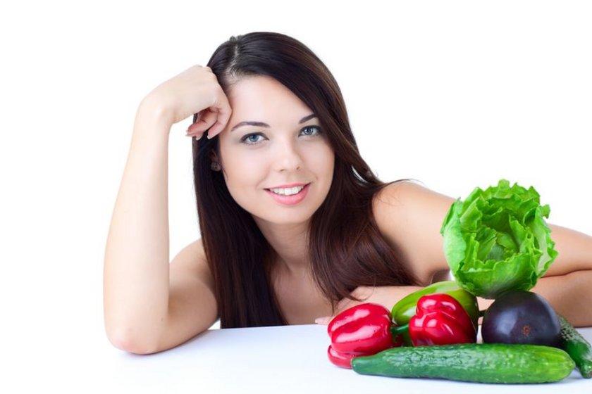 - Yenilen protein miktarının 4 katı kadar çiğ sebze yenmelidir.