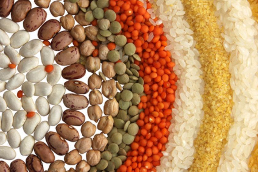 6. KURU BAKLAGİLLER: Bitkisel protein ve lif kaynağıdır. Kan şekeri regülasyonunu sağlar, kalp hastalıklarına ve kansere karşı korur.