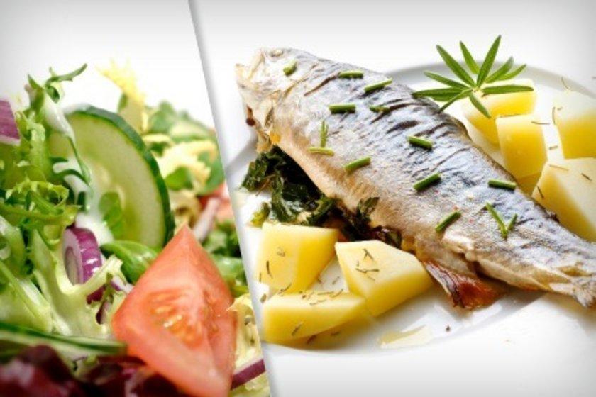 4. BALIK: Sağlığınız için oldukça önemli olan Omega-3 yağ asitlerinden zengin balık, cildin elastikiyetini artırarak yaşlanmayı geciktirir. Kalp ve damar sağlığını korur. Kolesterolü düşürür.