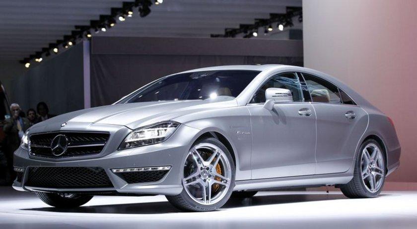 Mercedes Benz CLS63