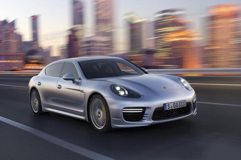 Porsche Panamera & E-Hybird