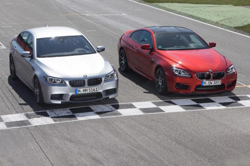 BMW M5-M6