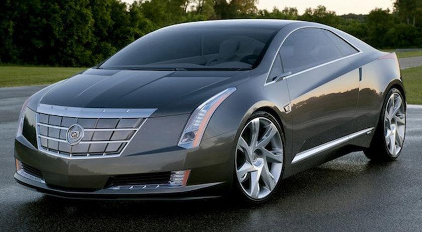 Cadillac ELR\n\n