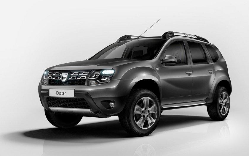 Dacia Duster\n