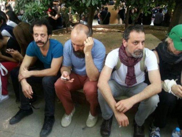 Ünlü isimlerden Gezi'ye destek