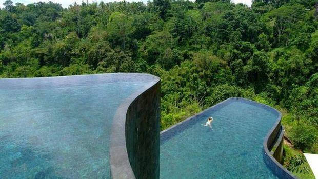 Dünyanın en ilginç havuzları
