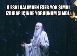 Türkülerle Yüzüklerin Efendisi