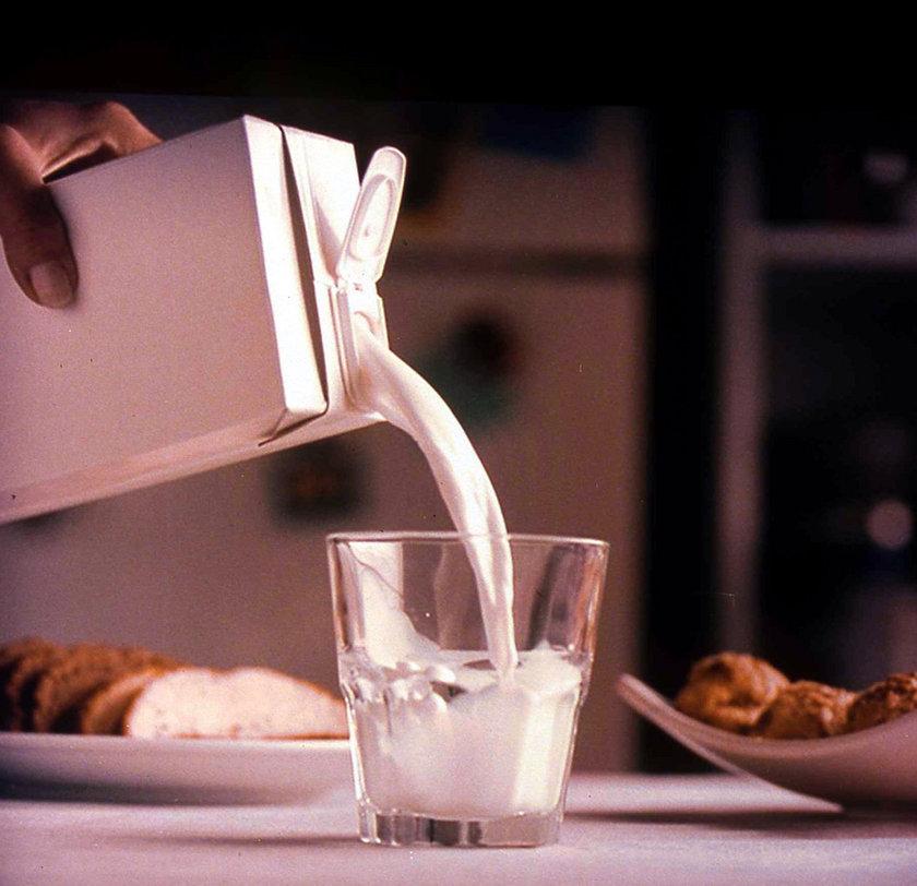 Süt: Esasen yorgun ve gergin insanların gıdasıdır.