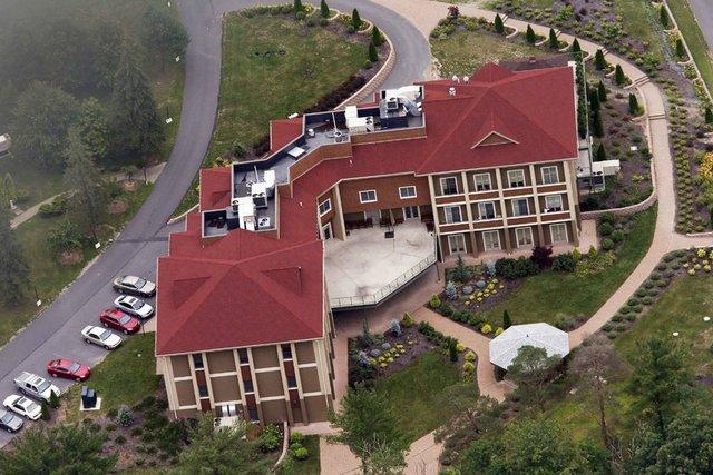 İşte Fetullah Gülen'in Amerika'daki evi