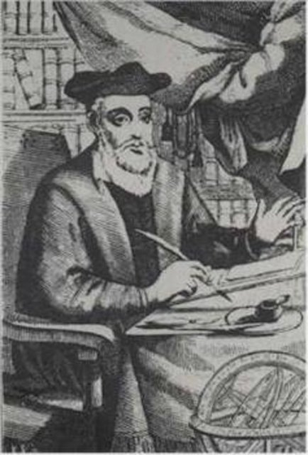 a biography of the life and times of physician and astrologer nostradamus