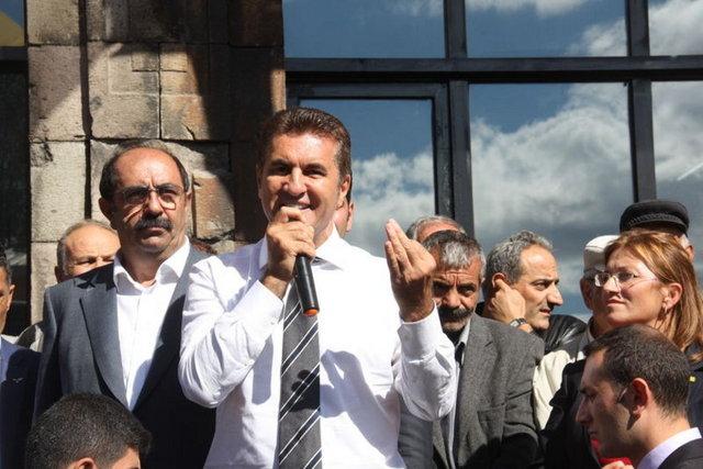 CHP'den İstanbul Büyükşehir Belediye Başkanlığı adaylığı için ismi geçen Sarıgül'ün neden Anadolu'yu gezdiği ortaya çıktı.