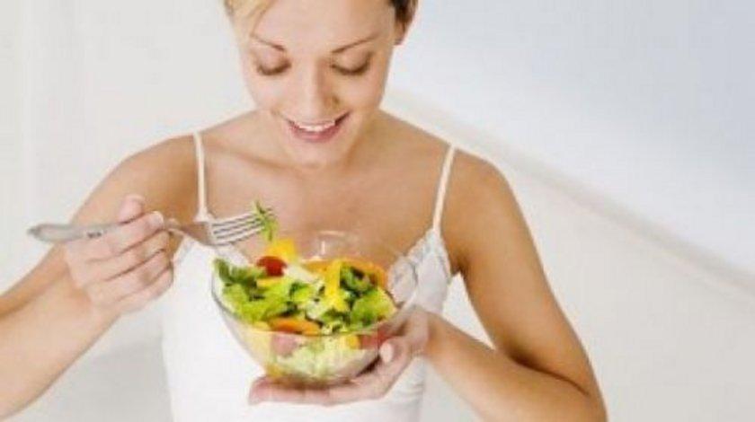 10) Beslenmenize ve yediğiniz öğünlere dikkat edin.