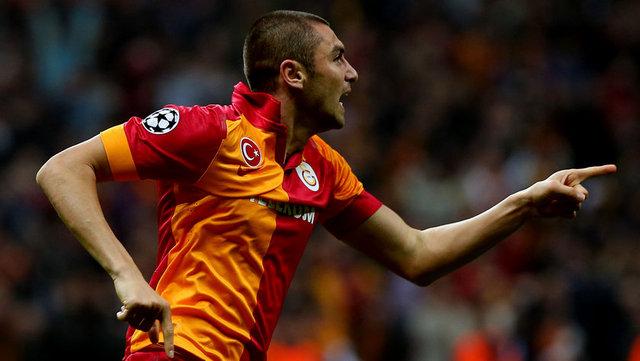 Burak Yılmaz - Galatasaray  15'ten 18 milyon Euro'ya