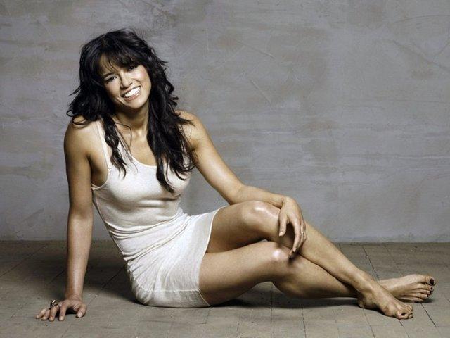 ABD'li aktrist Michelle Rodriguez, Entertainment Weekly Dergisi'ne verdiği röportajda...