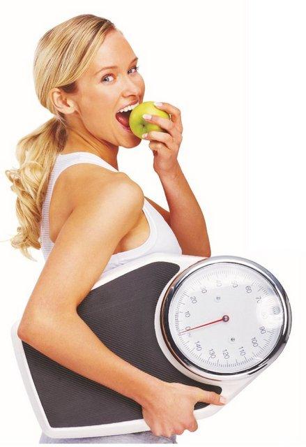 Сбросить вес в домашних условиях быстро