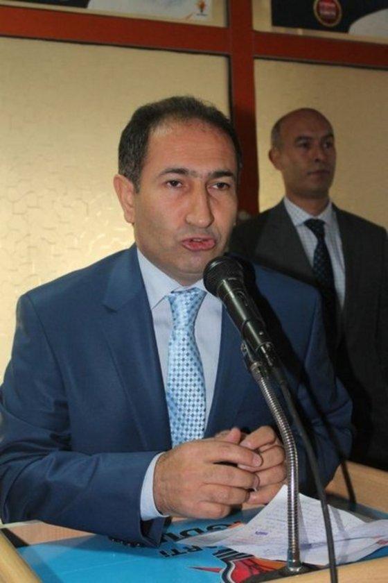AK Parti Iğdır Belediye Başkan Adayı-Mustafa Buluş