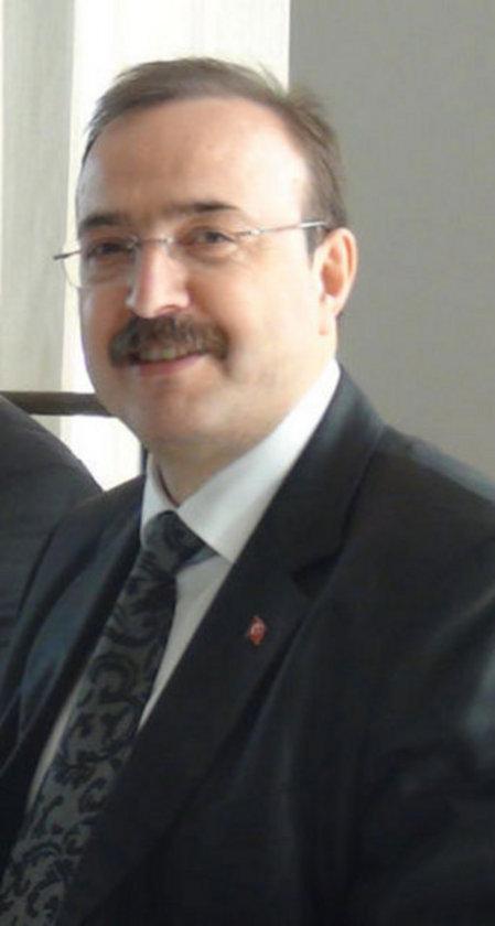 AK Parti Tekirdağ Belediye Başkan Adayı Mustafa Yel