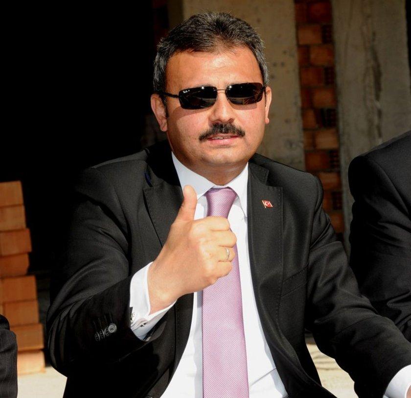 AK Parti Çorum Belediye Başkan Adayı Muzaffer Külcü