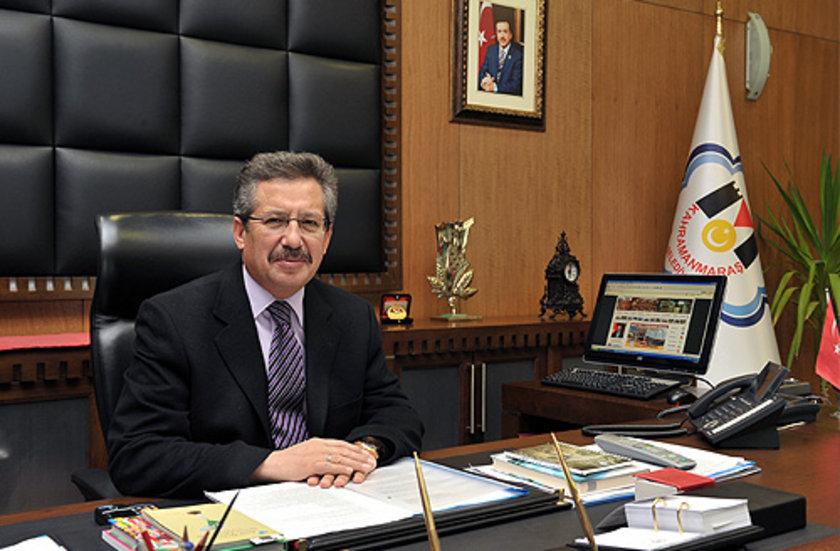 KAHRAMANMARAŞ... AK Parti'li Mustafa Poyraz 2009'da %65,31 ile kazandı. AK Parti Kahramanmaraş Büyükşehir Belediye Başkan Adayı Fatih Mehmet ERKOÇ oldu