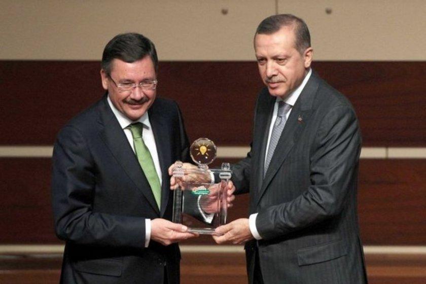 Melih GÖKÇEK-AK Parti Ankara Büyükşehir Belediye Başkan Adayı