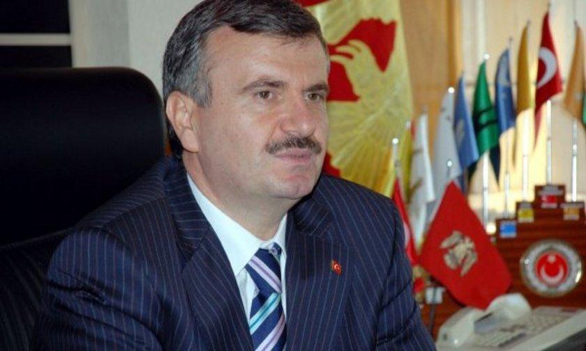 KONYA... AK Parti'li Tahir Akyürek 2009'da %67,97 ile kazandı. Tahir AKYÜREK yeniden AK Parti Konya Büyükşehir Belediye Başkan Adayı oldu