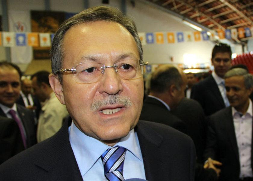 AK Parti Balıkesir Başkan Adayı Ahmet Edip Uğur. AK Parti Genel Başkan Yardımcısı