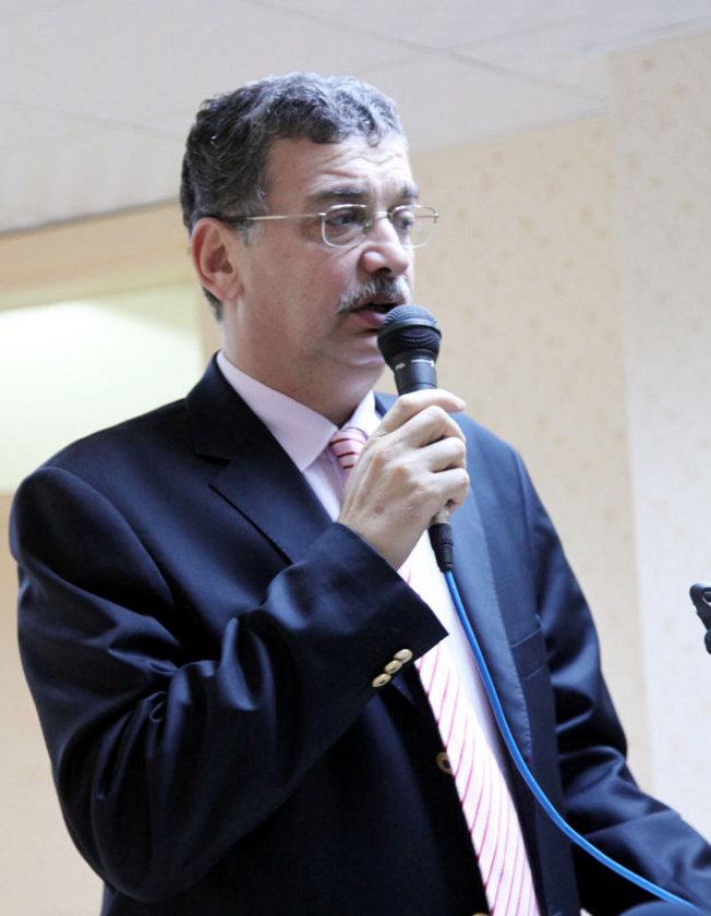 AK Parti Şanlıurfa Büyükşehir Belediye Başkanı Celalettin Güvenç