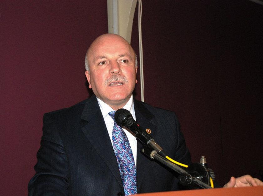 Ak Parti Erzurum Büyükşehir Belediye Başkan Adayı-Mehmet Sekmen