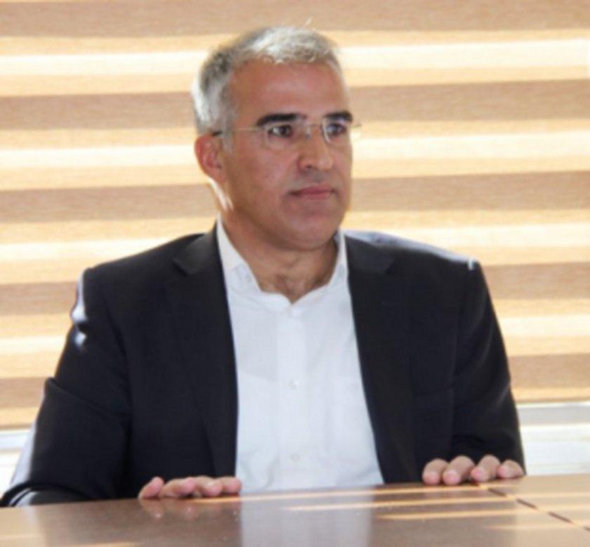 AK Parti Bingöl Belediye Başkan Adayı-Yücel Barakazi