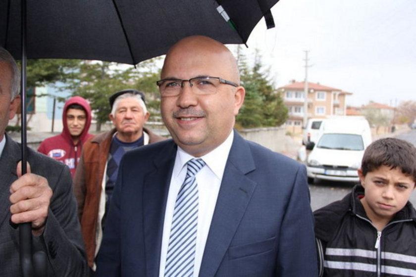 Burhanettin ÇOBAN-AK Parti Afyonkarahisar Belediye Başkan Adayı