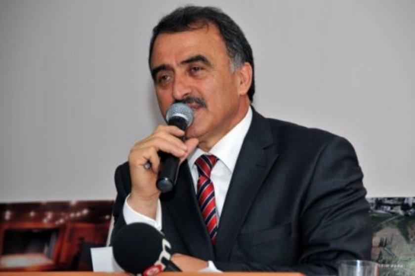 GÜMÜŞHANE... MHP'li Mustafa Canlı 2009'da %41,85 ile kazandı.