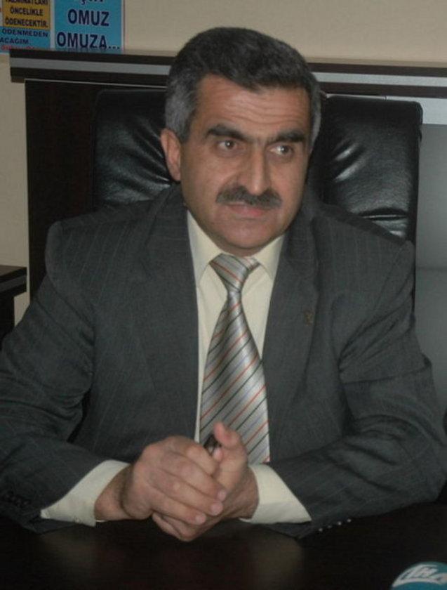 AK Parti Hakkari Belediye Başkan Adayı-Osman Kızılban