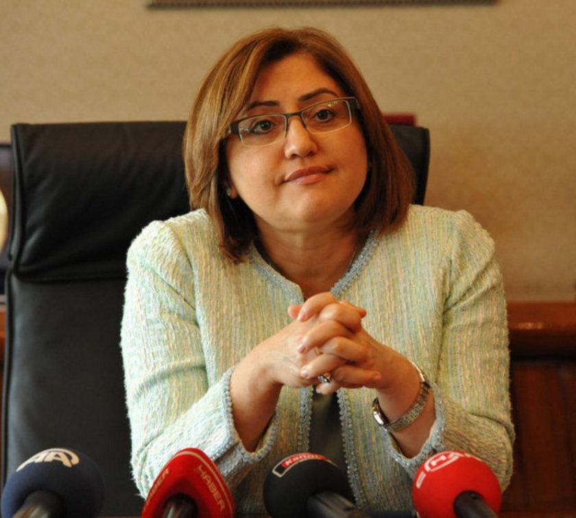 Fatma Şahin-AK Parti Gaziantep Büyükşehir Belediye Başkan Adayı