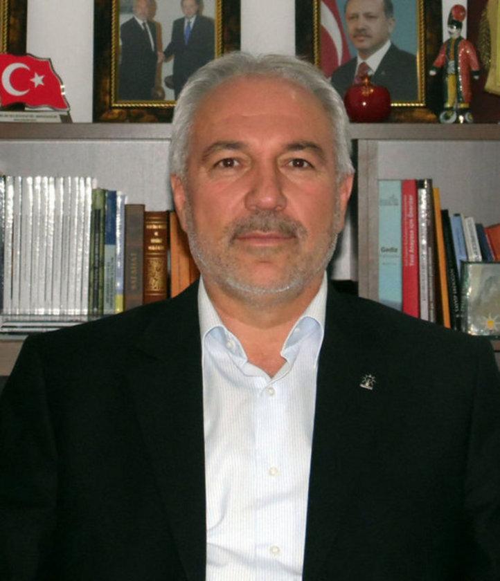 Kamil Saraçoğlu-AK Parti Kütahya Belediye Başkan Adayı