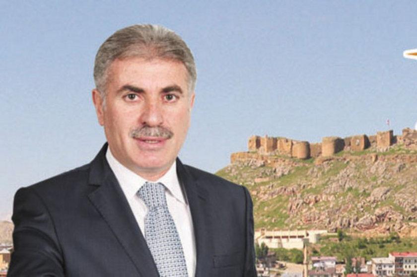 AK Parti Bayburt Belediye Başkan Adayı Mete Memiş