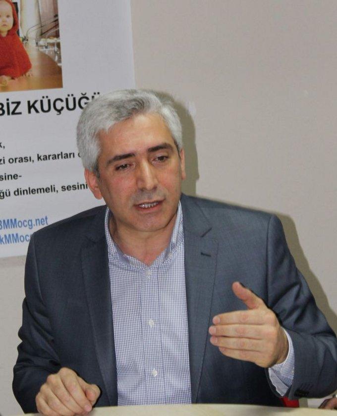 AK Parti Diyarbakır Büyükşehir Belediye Başkan Adayı-Galip Ensarioğlu