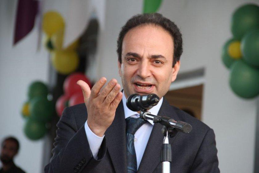 DİYARBAKIR... DTP'li Osman Baydemir 2009'da %65,27 ile kazandı. Ak Parti'nin Diyarbakır Büyükşehir Belediye Başkan Adayı Galip Ensarioğlu oldu