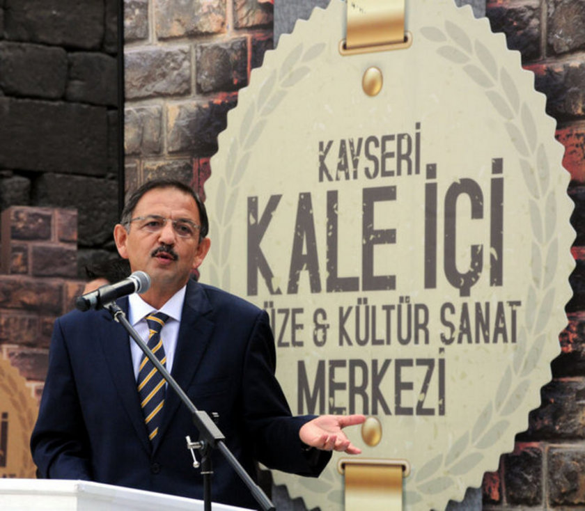 Mehmet ÖZHASEKİ-AK Parti Kayseri Büyükşehir Belediye Başkan Adayı