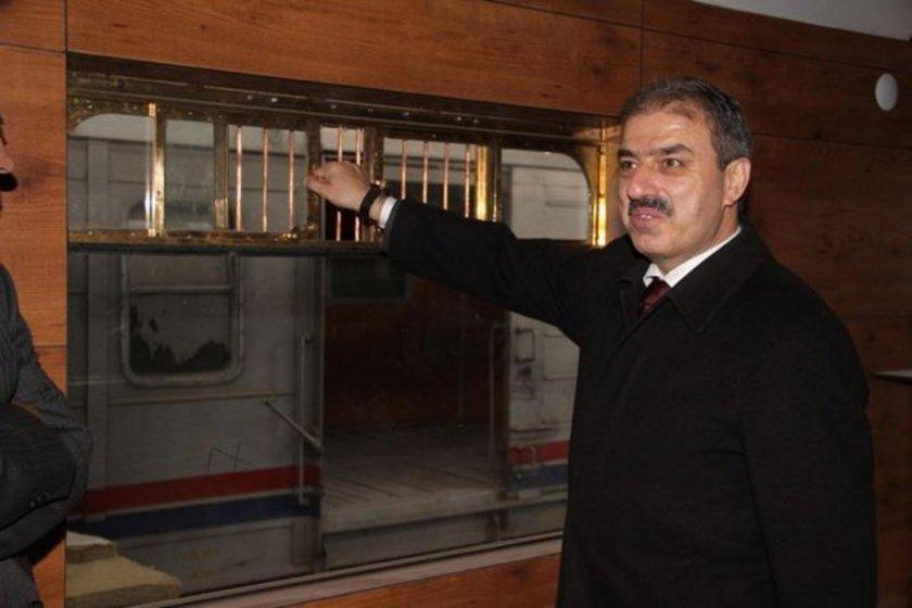 İrfan Dinç-AK Parti Çankırı Belediye Başkan Adayı