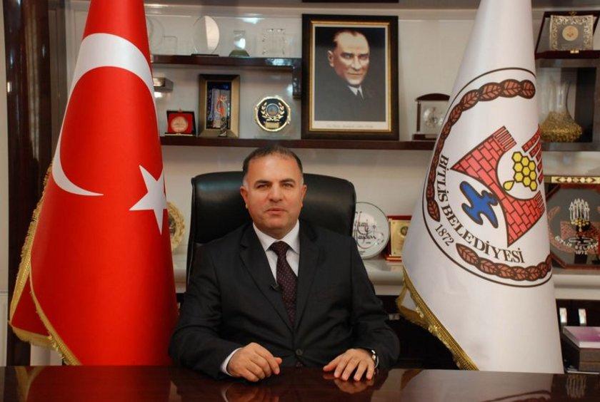AK Parti Bitlis Belediye Başkan Adayı-Fehmi Alaydın