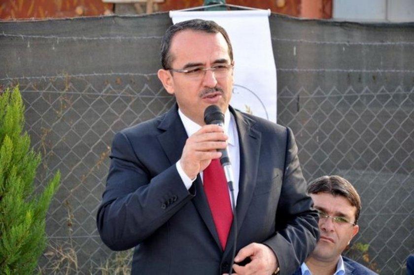 AK Parti Hatay Büyükşehir Belediye Başkan Adayı-Sadullah Ergin