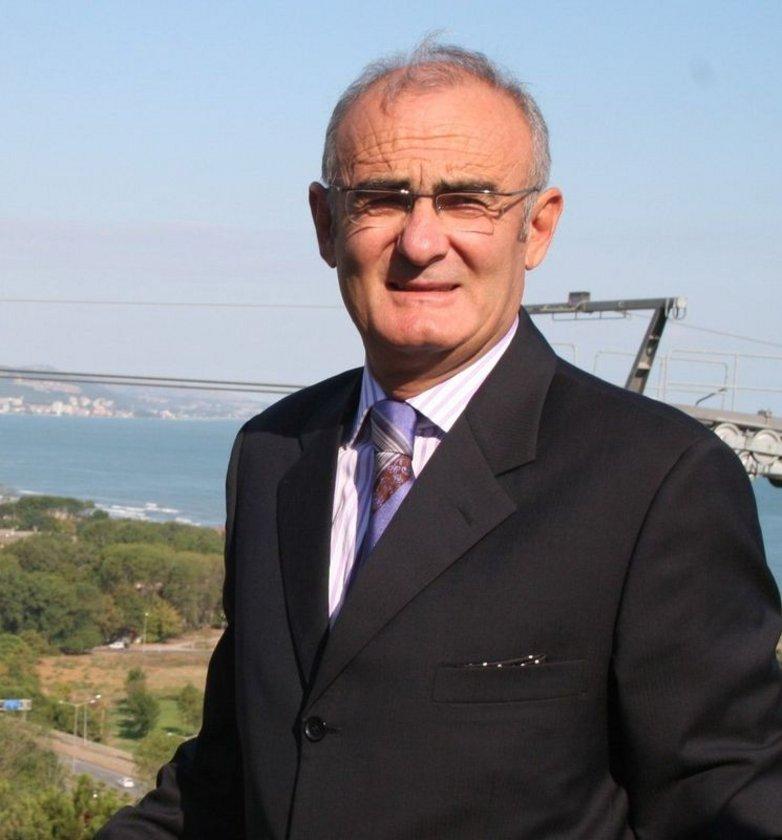 Ak Parti Samsun Büyükşehir Belediye Başkan Adayı-Yusuf Ziya Yılmaz