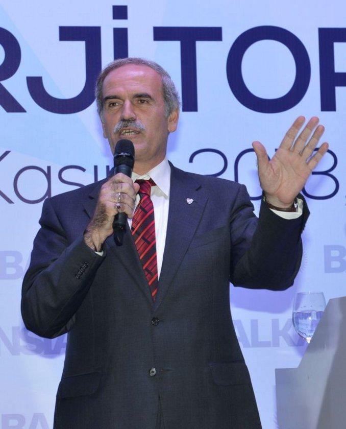 AK Parti Bursa Büyükşehir Belediye Başkan Adayı Recep Altepe. Mevcut Bursa Büyükşehir Belediye Başkanı